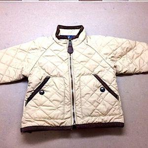 Ralph Lauren Tan Baby's Outer Wear Jacket/Coat